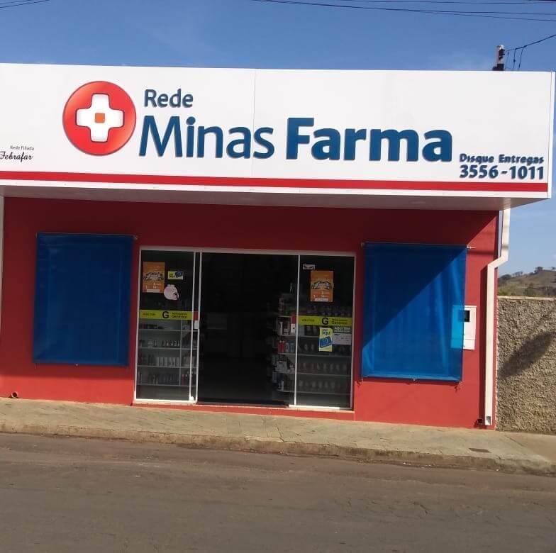 Drogaria Progresso- Rede Minas Farma
