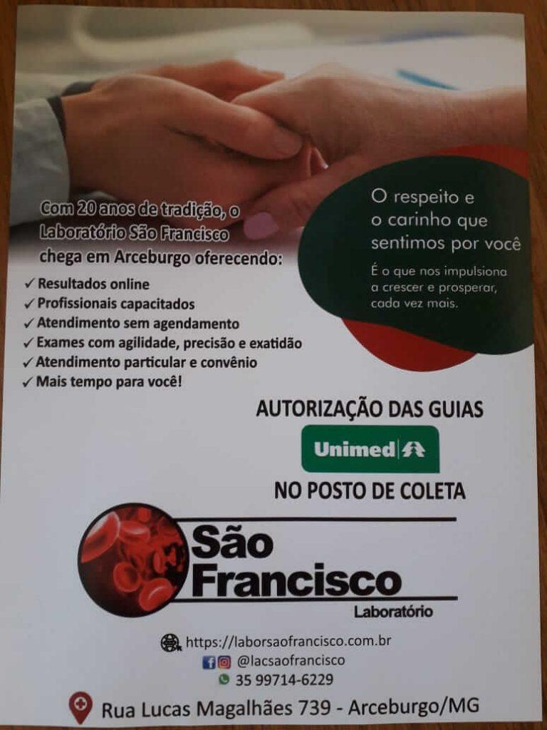 Laboratório São Francisco